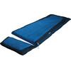 High Peak Camper Sleeping Bag blau/dunkelblau